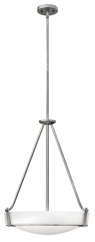 Hinkley Lighting 3222-LED 1 Light LED Full Sized Foyer Pendant from