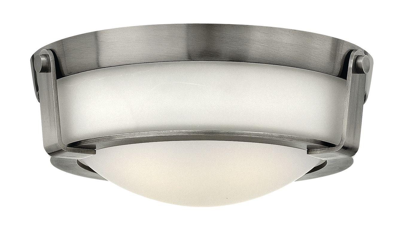 Hinkley Lighting 3223 2 Light Flush Mount Ceiling Fixture from the