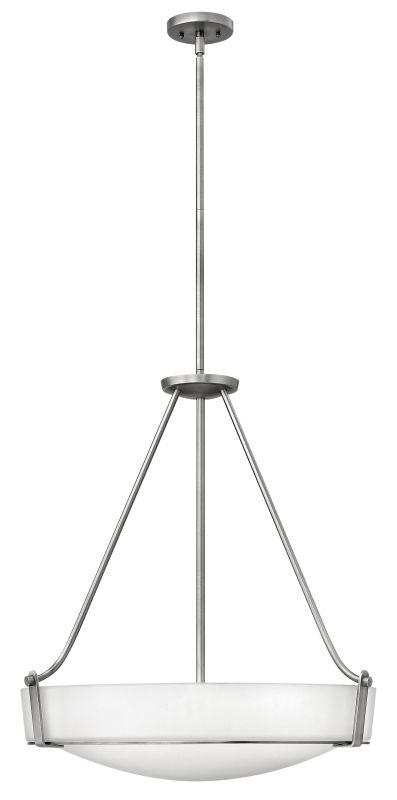 Hinkley Lighting 3224-LED 1 Light LED Large Foyer Pendant from the Sale $969.00 ITEM: bci2233901 ID#:3224AN-LED UPC: 640665322422 :