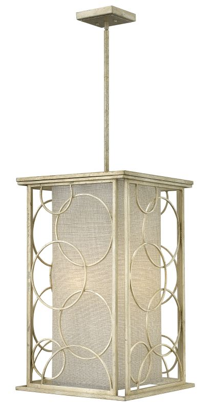 Hinkley Lighting 3284 4 Light Indoor Full Sized Pendant from the