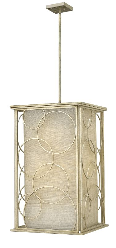 Hinkley Lighting 3286 6 Light Indoor Full Sized Pendant from the