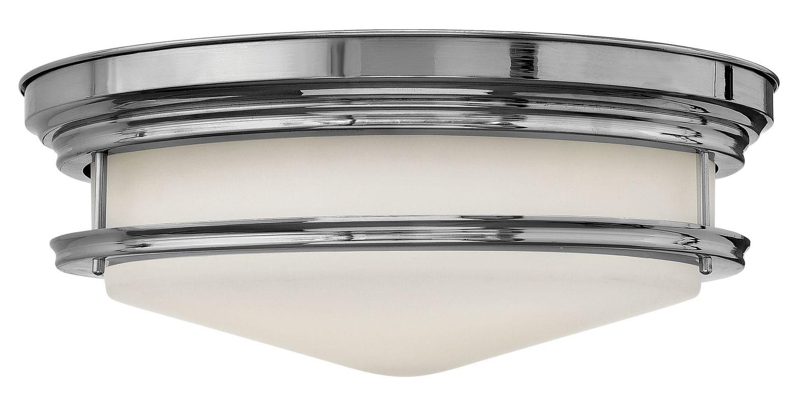Hinkley Lighting 3304-LED 1 Light LED Indoor Flush Mount Ceiling