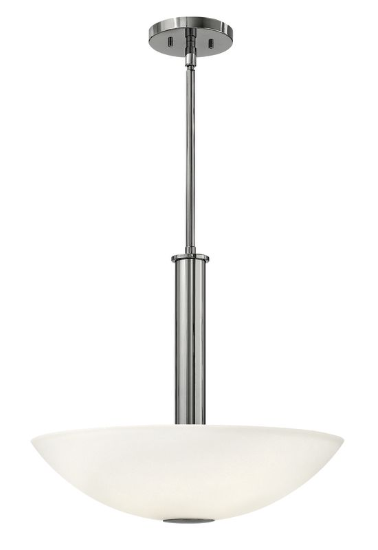 Hinkley Lighting 3344-LED 1 Light LED Full Sized Foyer Pendant from