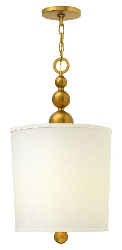 Hinkley Lighting 3449-LQ SALE - 4 Light Indoor Drum Pendant from the
