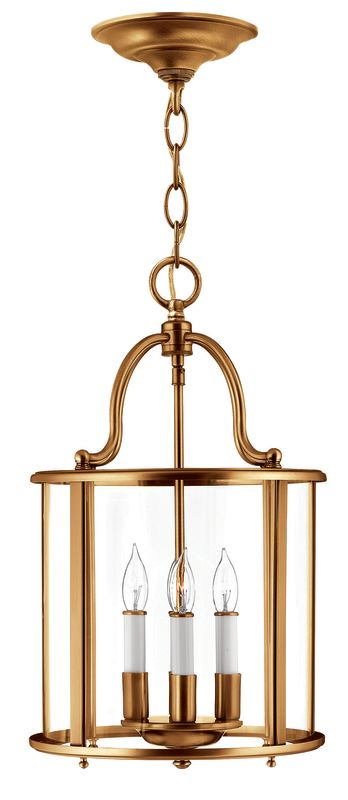 Hinkley Lighting 3474 4 Light Full Sized Foyer Pendant from the Gentry Sale $499.00 ITEM: bci2635303 ID#:3474HR UPC: 640665347449 :