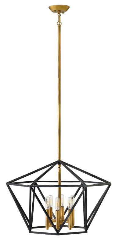Kenroy Home 91776 Decorative 6 Light Pendant From The