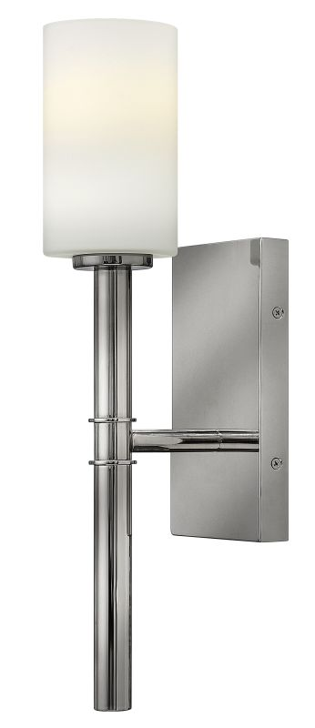 Hinkley 3580PN Polished Nickel Contemporary Margeaux Wall Sconce