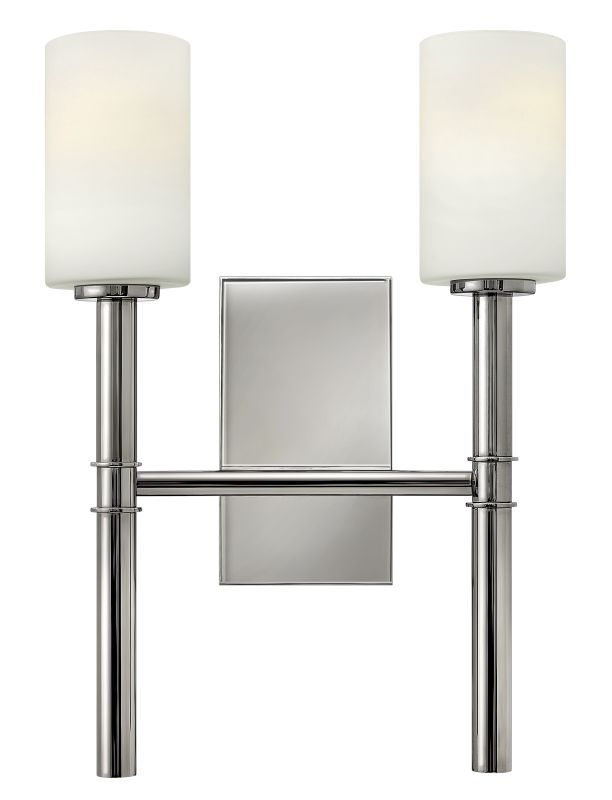 Hinkley 3582PN Polished Nickel Contemporary Margeaux Wall Sconce Sale $159.00 ITEM: bci2173181 ID#:3582PN UPC: 640665358216 :