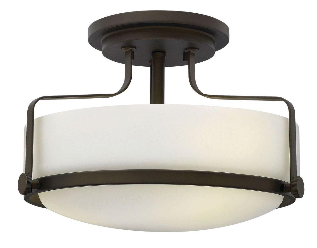 Hinkley Lighting 3641-LED 1 Light LED Indoor Semi-Flush Ceiling