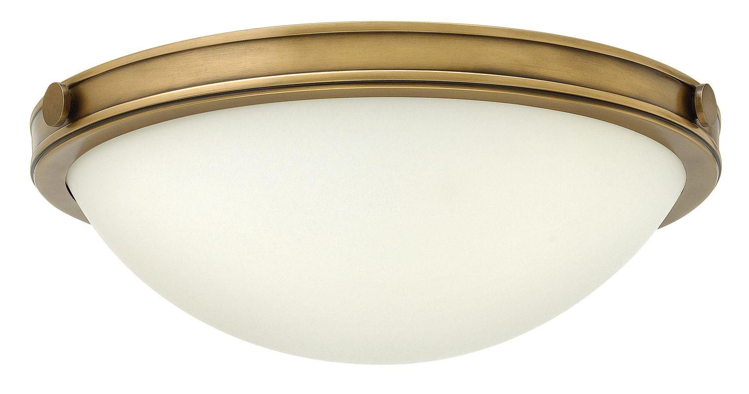 Hinkley Lighting 3782 2 Light Flush Mount Ceiling Fixture from the