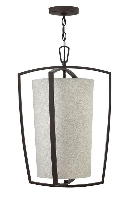 Hinkley Lighting 3793 3 Light Full Sized Pendant from the Blakely