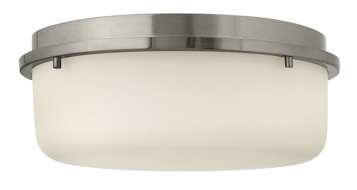 "Hinkley Lighting 3851 2 Light 13"" Width Semi-Flush Ceiling Fixture Sale $189.00 ITEM: bci2493749 ID#:3851BN UPC: 640665385106 :"