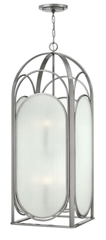 Hinkley Lighting 3886 8 Light Full Sized Foyer Pendant from the Astor Sale $1699.00 ITEM: bci2635342 ID#:3886BN UPC: 640665388602 :