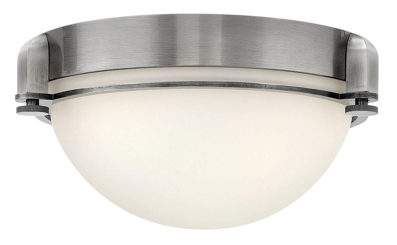 Hinkley Lighting 3902 2 Light Flush Mount Ceiling Fixture from the