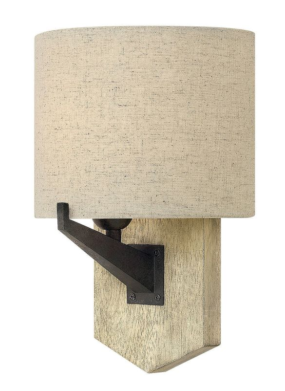 Hinkley Lighting 3910 1 Light Wall Sconce From the Wyatt Collection