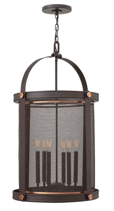 Hinkley Lighting 3944 6 Light Indoor Lantern Pendant from the Holden Sale $769.00 ITEM: bci2493757 ID#:3944KZ UPC: 640665394412 :