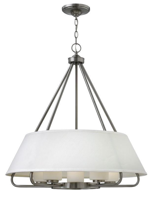 Hinkley Lighting 3955 5 Light 1 Tier Chandelier from the Cole Sale $499.00 ITEM: bci2635351 ID#:3955BN UPC: 640665395501 :