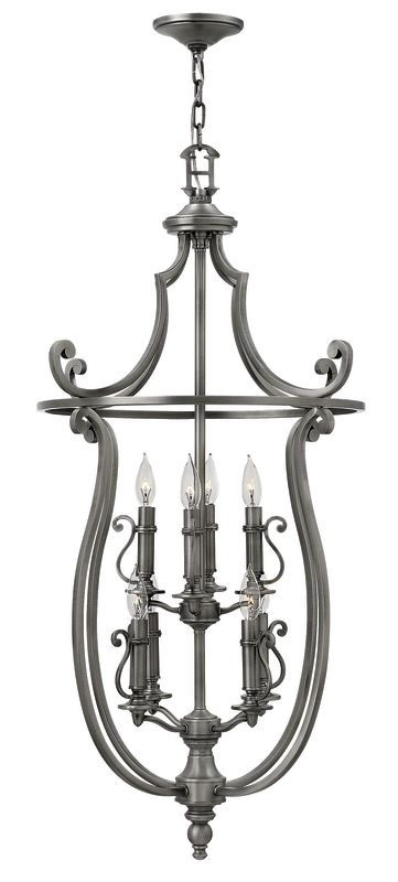 Hinkley Lighting 4258 8 Light Full Sized Foyer Pendant from the
