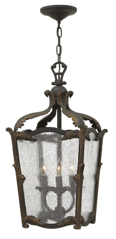 Hinkley Lighting 4523 3 Light Full Sized Foyer Pendant from the Sale $539.00 ITEM: bci2635394 ID#:4523AI UPC: 640665452303 :