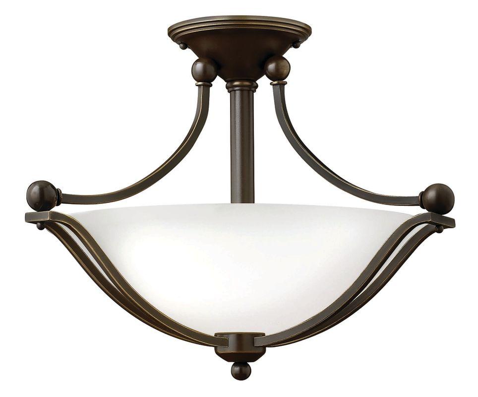 "Hinkley Lighting 4651-OP-LED 1 Light 19.25"" Width LED Indoor"