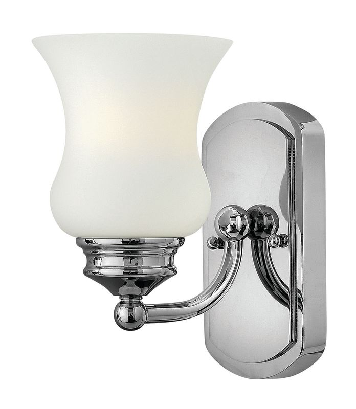 Hinkley Lighting 50010 1 Light Bathroom Sconce from the Constance
