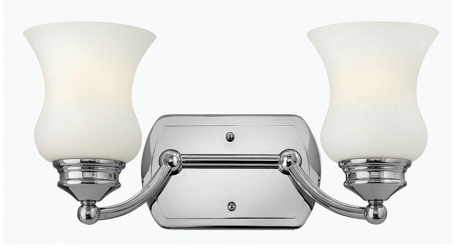 Hinkley Lighting 50012 2 Light Bathroom Vanity Light from the