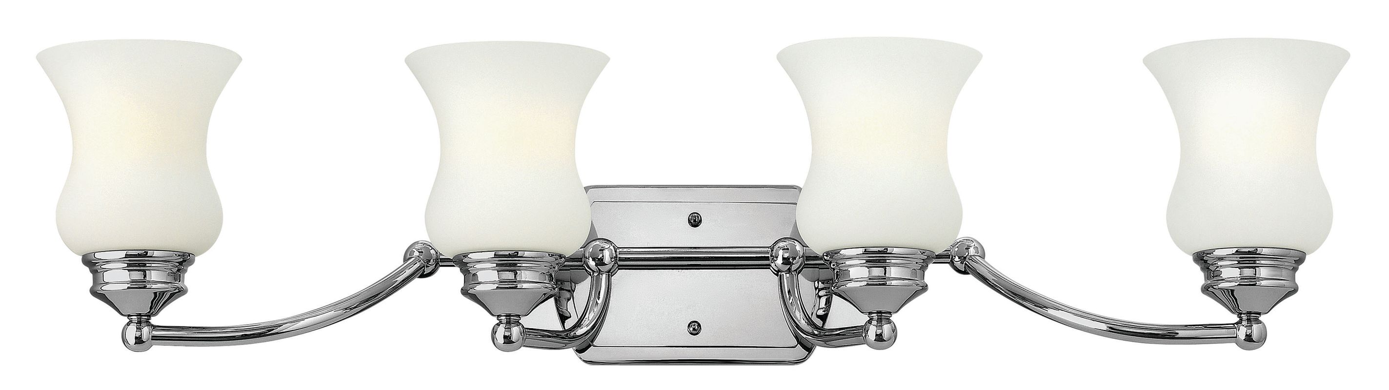 Hinkley Lighting 50014 4 Light Bathroom Vanity Light from the