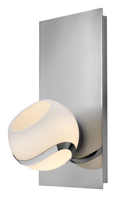 "Hinkley Lighting 50100 1 Light 6"" Wide Bathroom Sconce from the Nova"