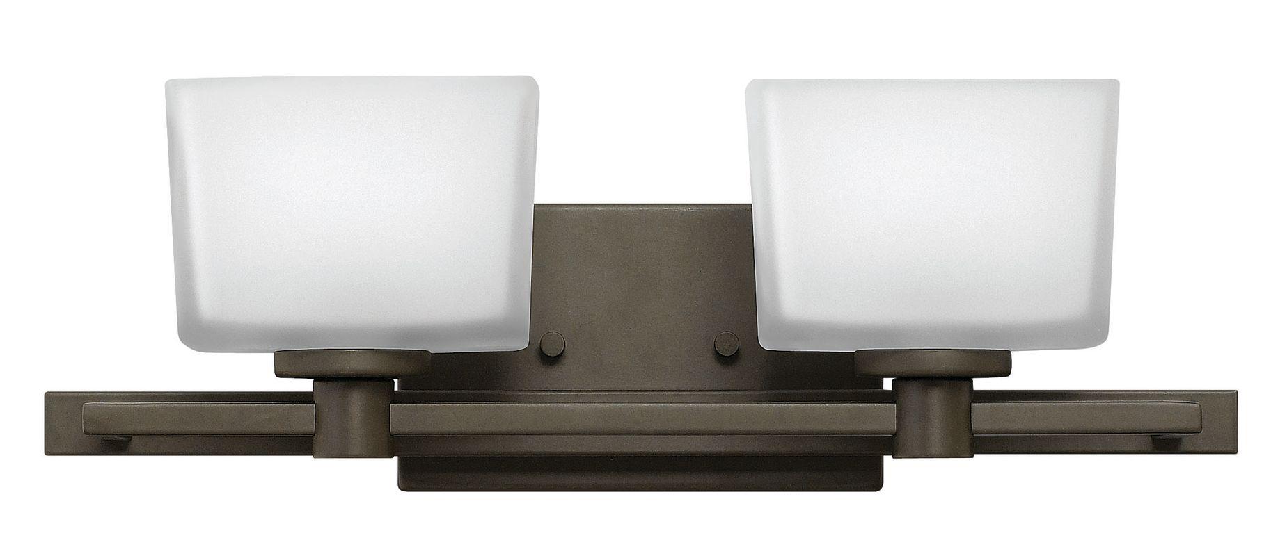 Hinkley Lighting 5022 2 Light Bathroom Vanity Light from the Taylor Sale $175.00 ITEM: bci2635481 ID#:5022KZ UPC: 640665502220 :