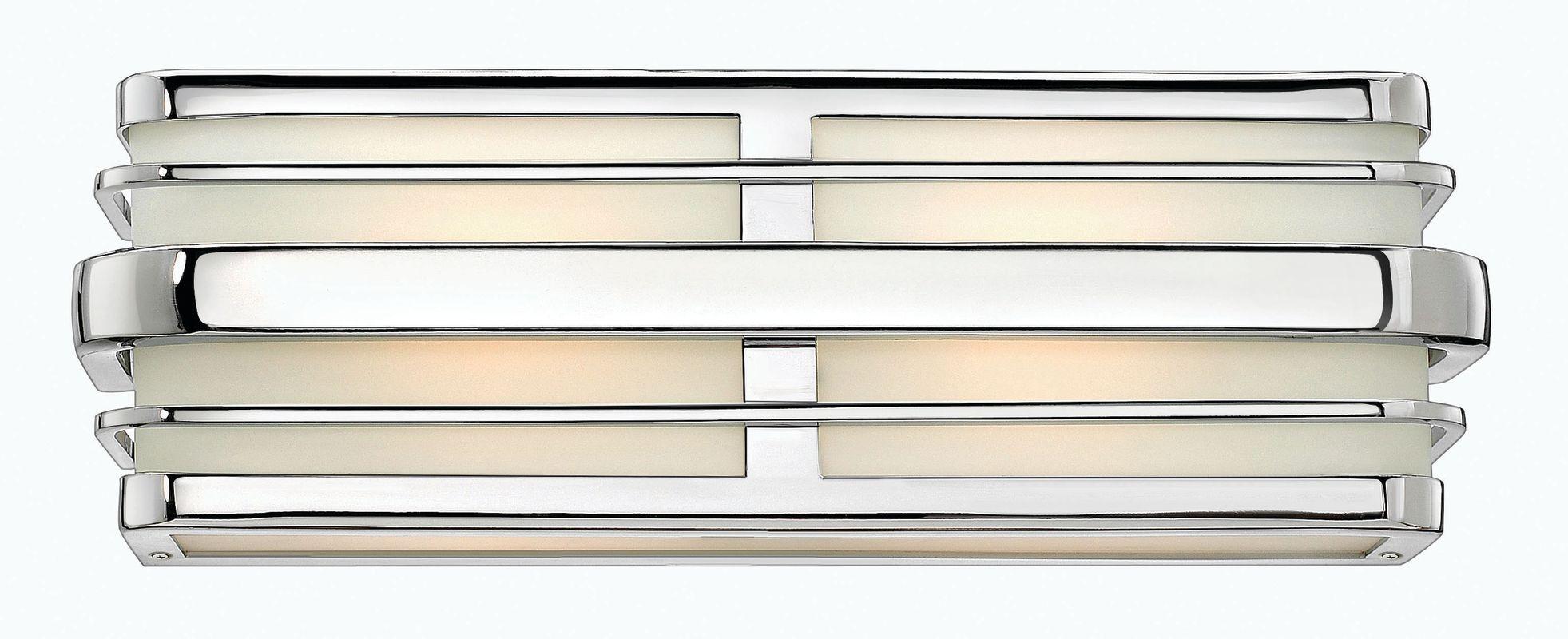 Hinkley Lighting 5232-GU24 2 Light Title 24 Fluorescent Bath Bar from