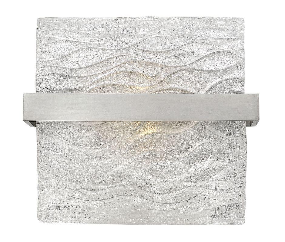 Hinkley Lighting 52400 1 Light ADA Compliant Bathroom Sconce from the