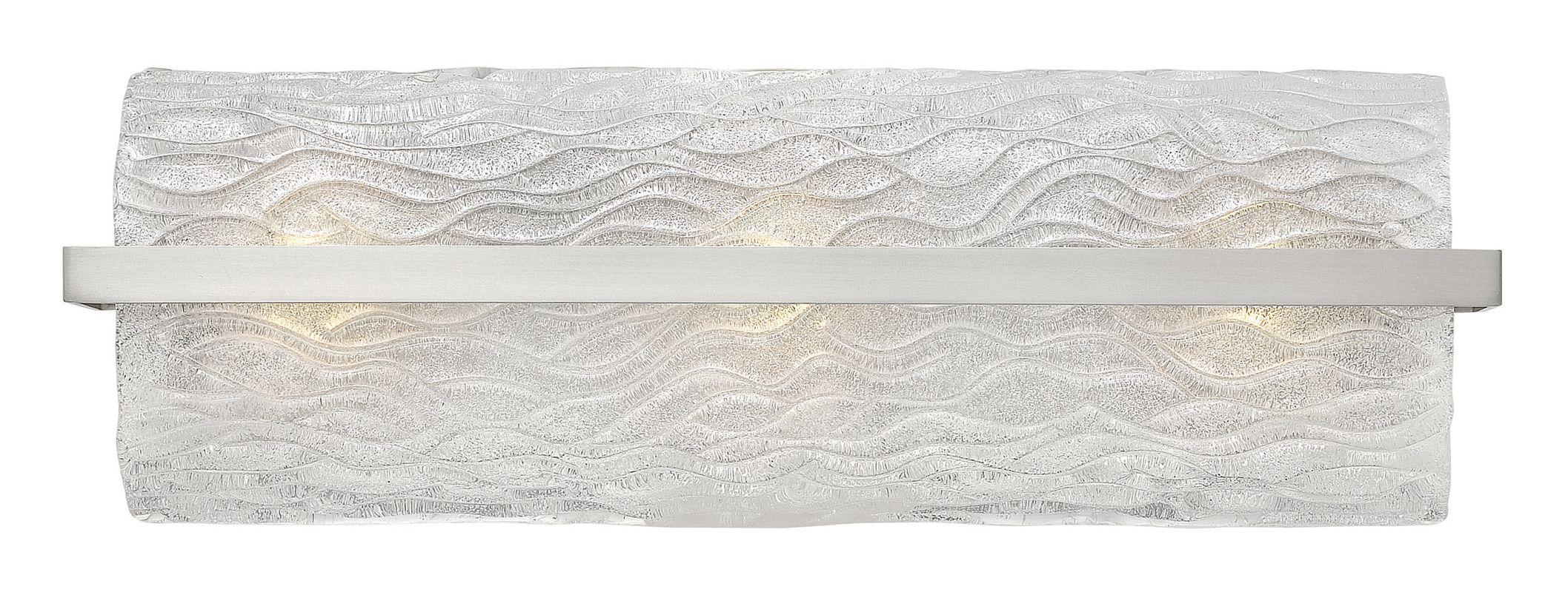 Hinkley Lighting 52403 3 Light ADA Compliant Bathroom Sconce from the