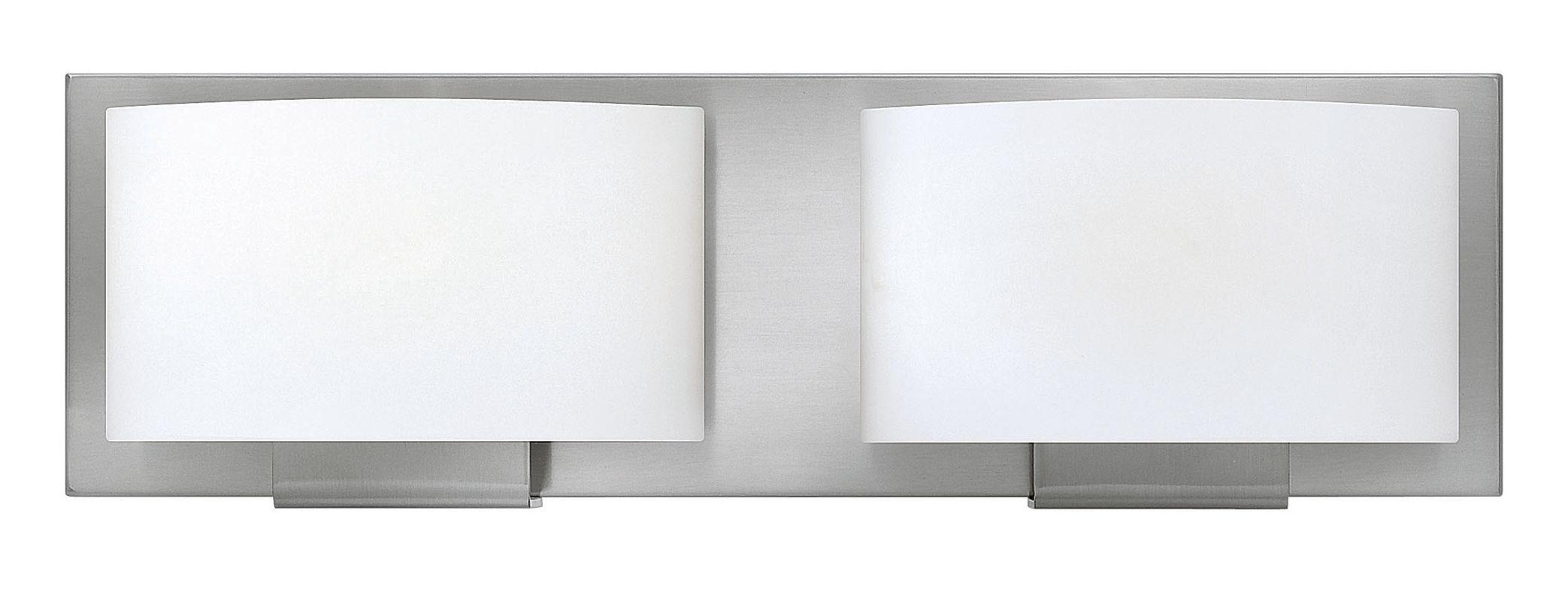 Hinkley Lighting 53552 2 Light ADA Compliant Bathroom Vanity Light
