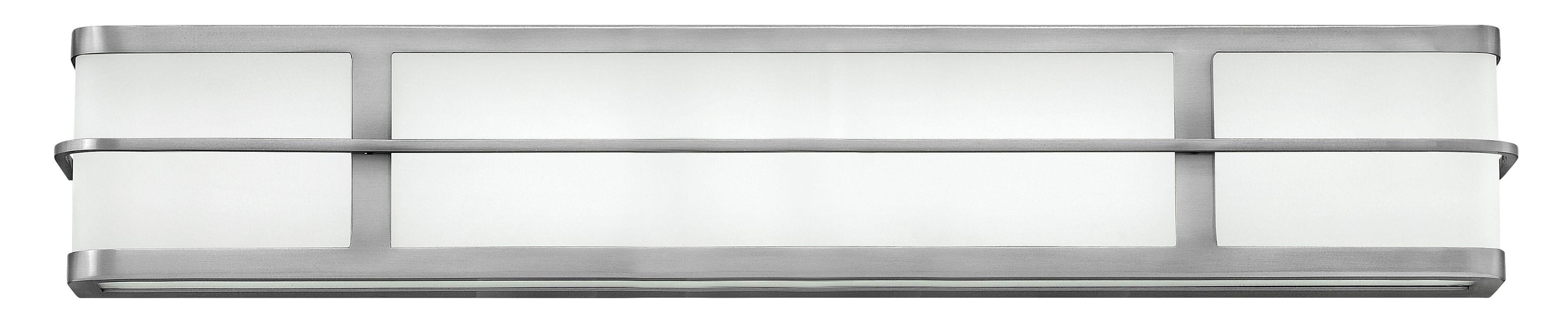 Hinkley Lighting 54814 2 Light ADA Compliant LED Bathroom Bath Bar