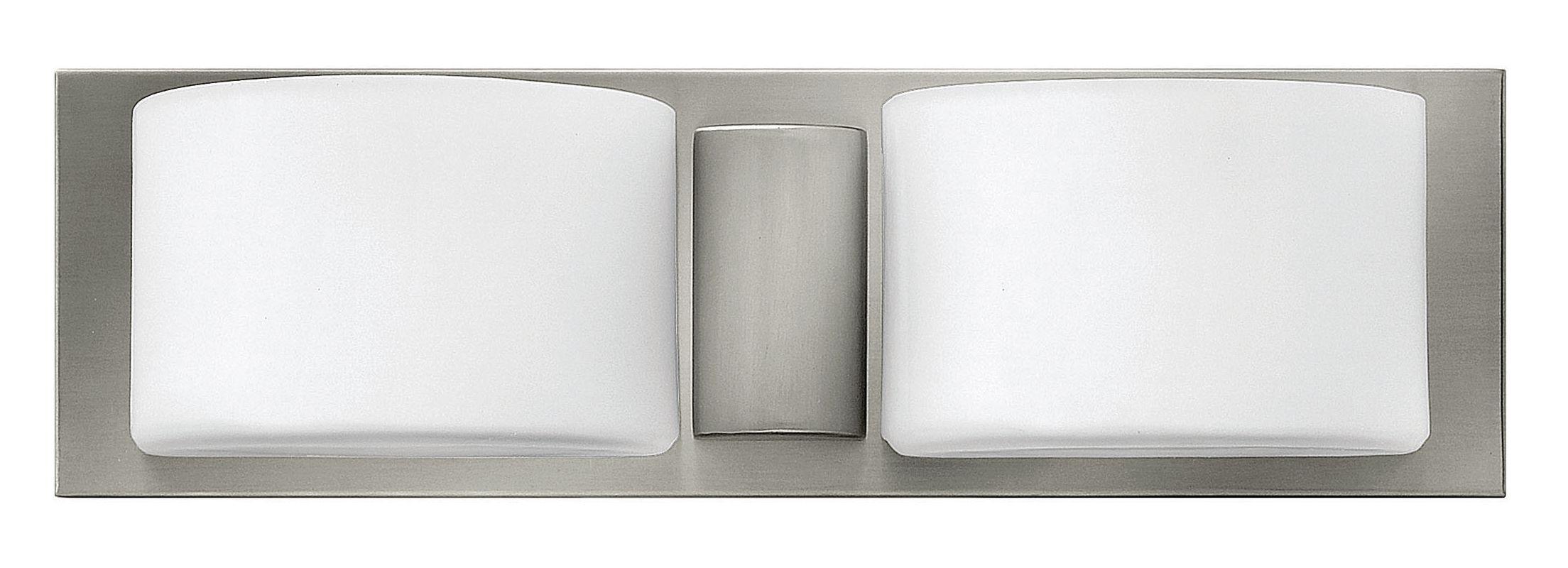 Hinkley Lighting 55482-LED 2 Light LED Bathroom Vanity Light from the Sale $339.00 ITEM: bci2635540 ID#:55482BN-LED UPC: 640665554892 :