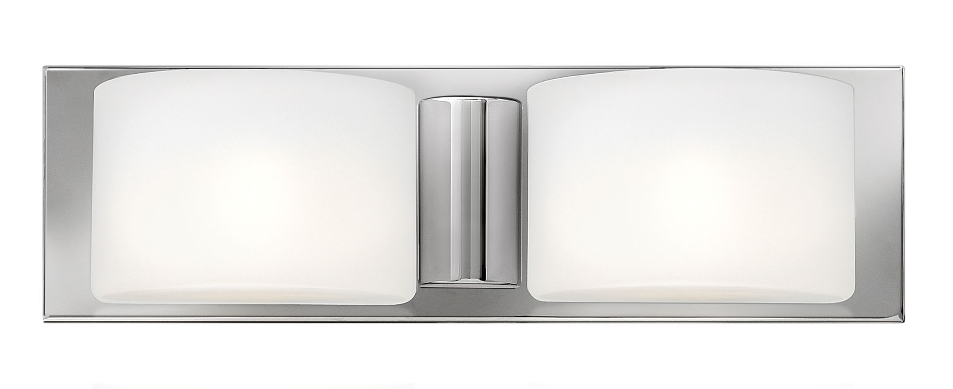 Hinkley Lighting 55482 2 Light Bathroom Vanity Light from the Daria