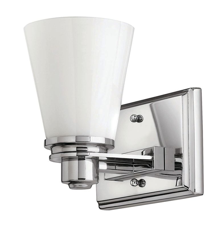 "Hinkley Lighting 5550-LED2 1 Light 7.25"" Width LED Bathroom Sconce"