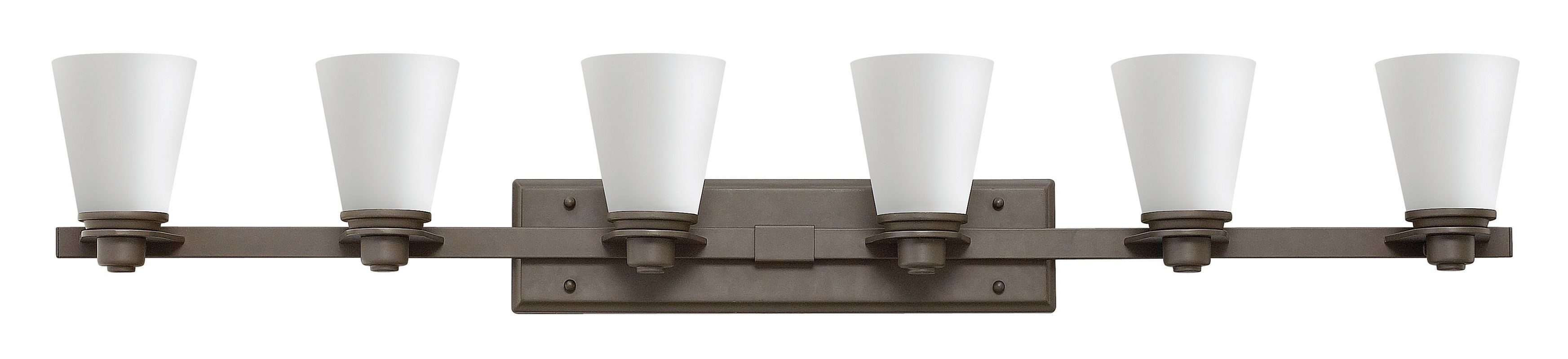 Hinkley Lighting 5556 6 Light Bathroom Vanity Light from the Avon Sale $379.00 ITEM: bci2635570 ID#:5556KZ UPC: 640665555622 :