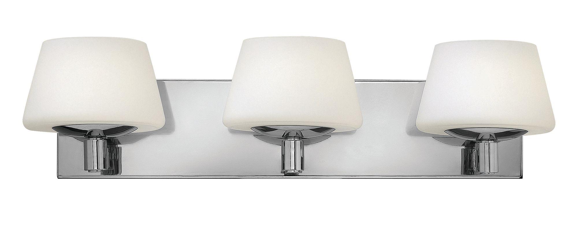 Hinkley Lighting 55753 3 Light Bathroom Vanity Light from the Bianca