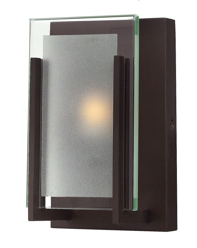 Hinkley Lighting 5650-LED2 1 Light ADA Compliant LED Bathroom Sconce