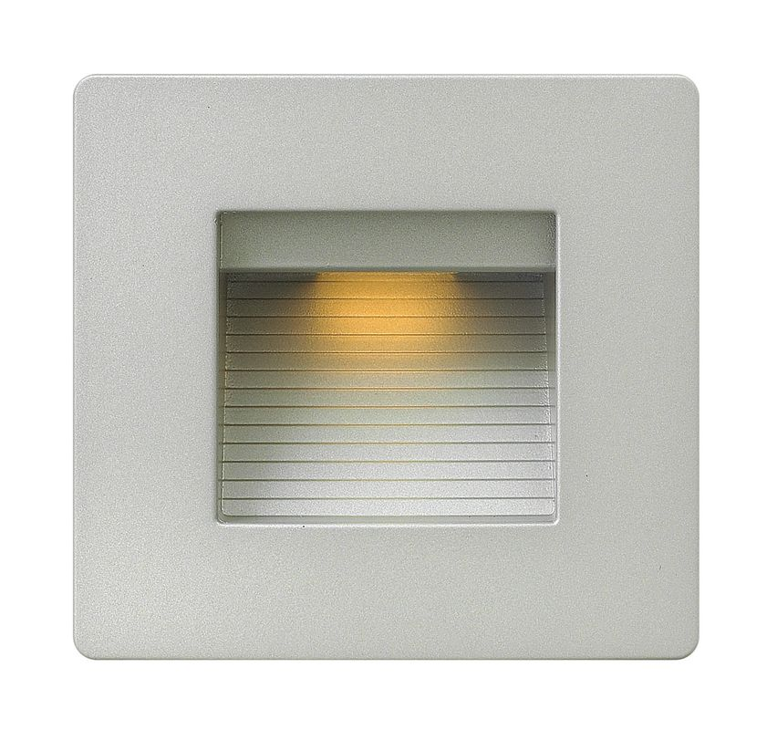"""Hinkley Lighting 58506 1 Light 4.5"""" Height LED Outdoor Step Light from"""