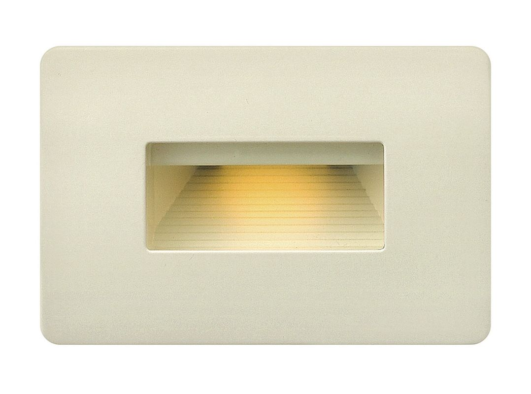 "Hinkley Lighting 58508 1 Light 3"" Height ADA Compliant LED Outdoor"