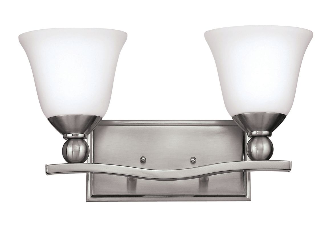 Hinkley Lighting 5892-GU24 2 Light Title 24 Fluorescent Bathroom Sale $149.00 ITEM: bci2635603 ID#:5892BN-GU24 UPC: 640665589252 :