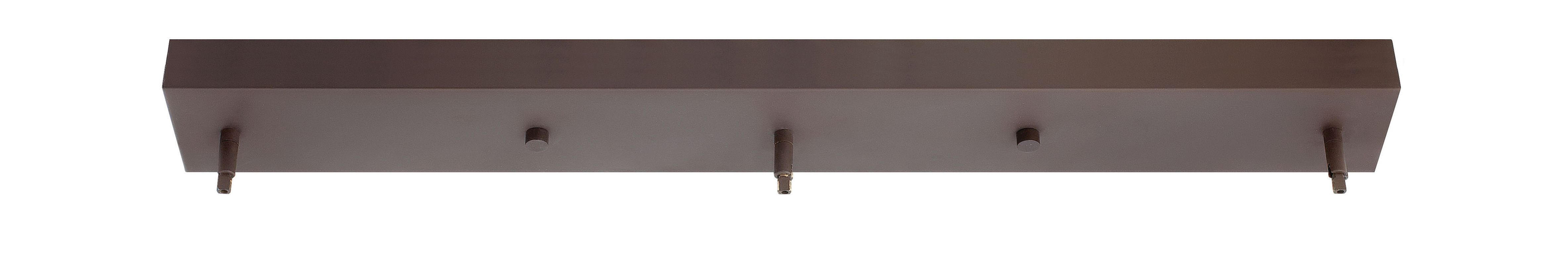 Hinkley Lighting 83669 Rectangular 3 Pendant Canopy Adaptor Oil Rubbed Sale $89.00 ITEM: bci2635641 ID#:83669OZ UPC: 640665836677 :