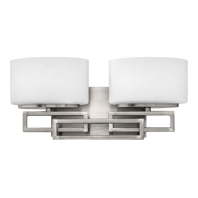 Hinkley Lighting 5102 2 Light Bathroom Vanity Light from the Lanza