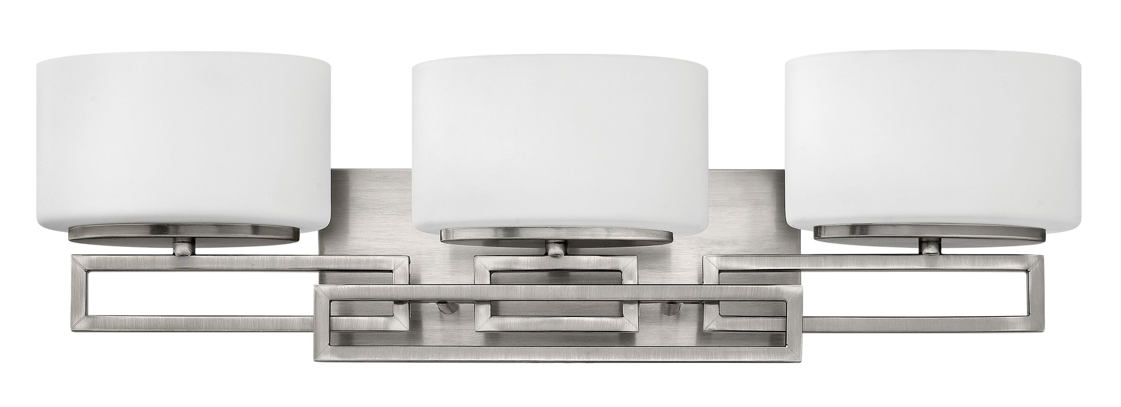 Hinkley Lighting 5103 3 Light Bathroom Vanity Light from the Lanza