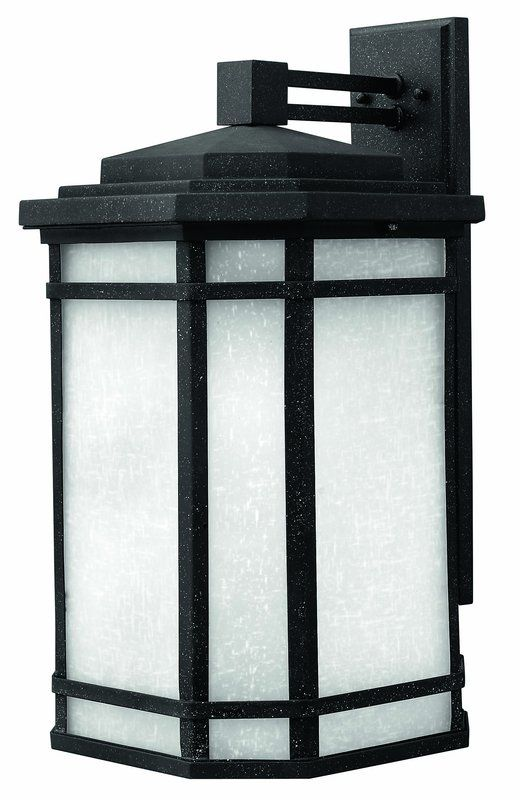 "Hinkley Lighting 1275-LED 20.5"" Height LED Outdoor Lantern Wall Sconce"