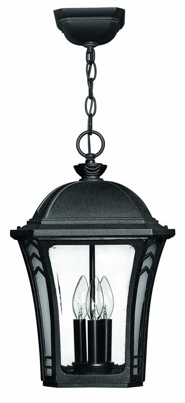Hinkley Lighting 1332-LED 1 Light LED Outdoor Lantern Pendant from the Sale $369.00 ITEM: bci1709725 ID#:1332MB-LED UPC: 640665133264 :