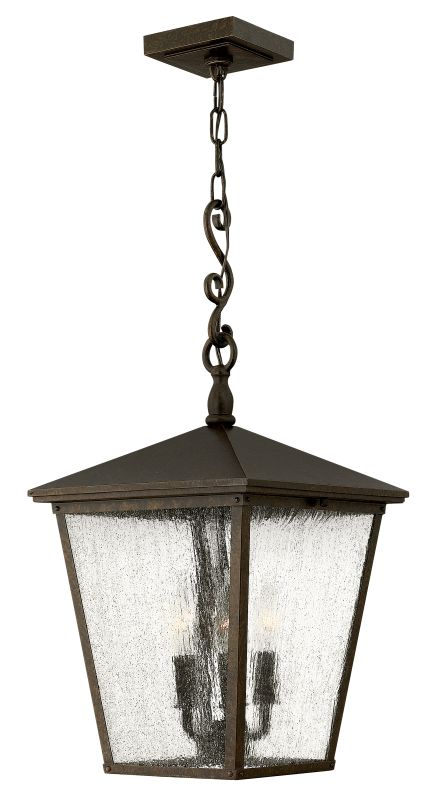 Hinkley Lighting 1432 3 Light Outdoor Lantern Pendant from the Trellis Sale $369.00 ITEM: bci1709751 ID#:1432RB UPC: 640665143201 :