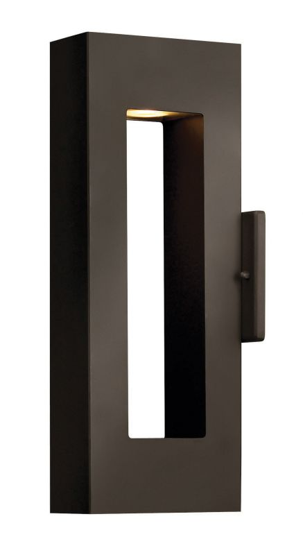 Hinkley Lighting 1640BZ-LED Bronze Contemporary Atlantis Wall Sconce